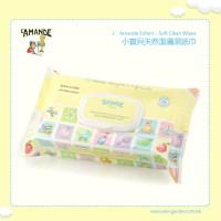 親親小寶貝潔膚濕紙巾 Soft Clean Wipes 72 PCS